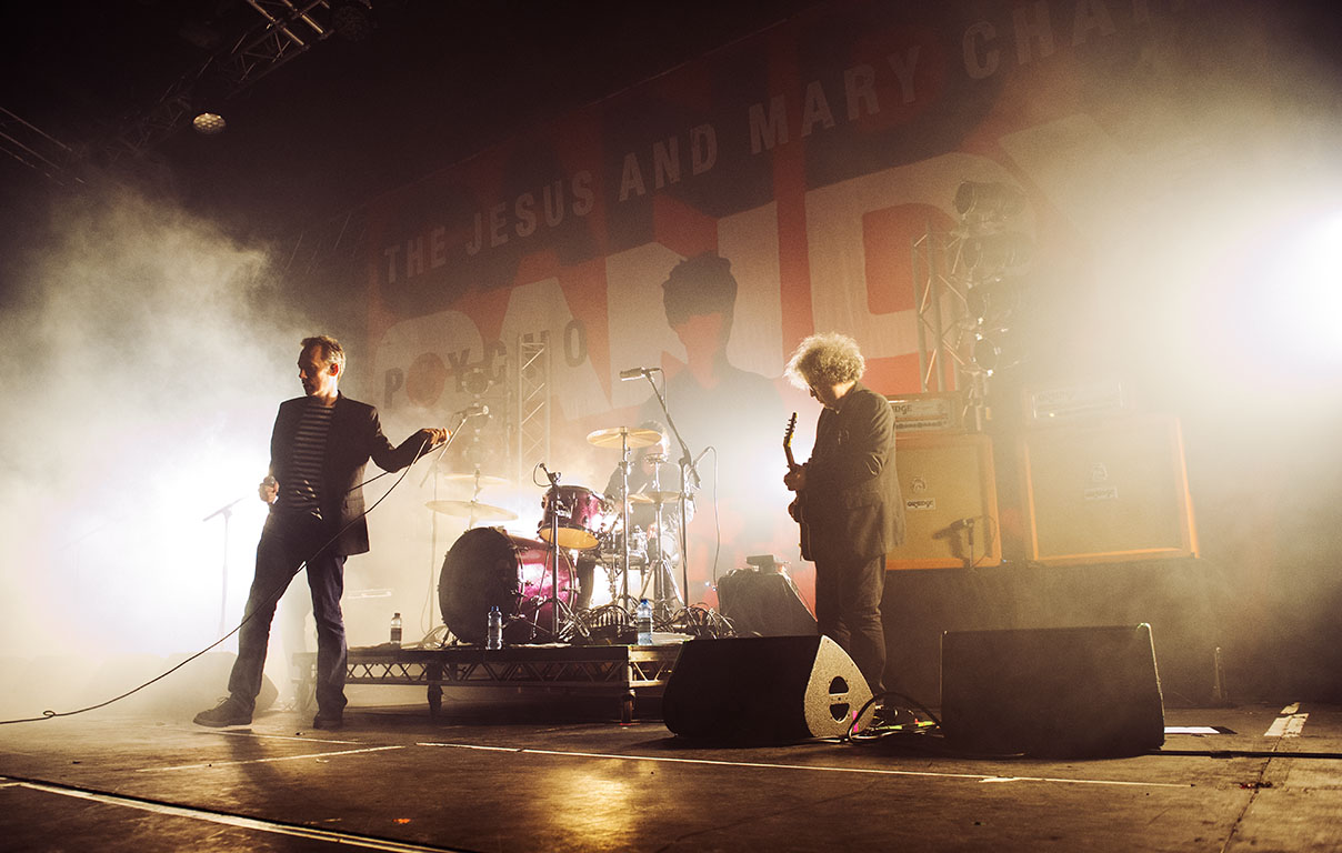 Jesus & Mary Chain © Melanie Smith
