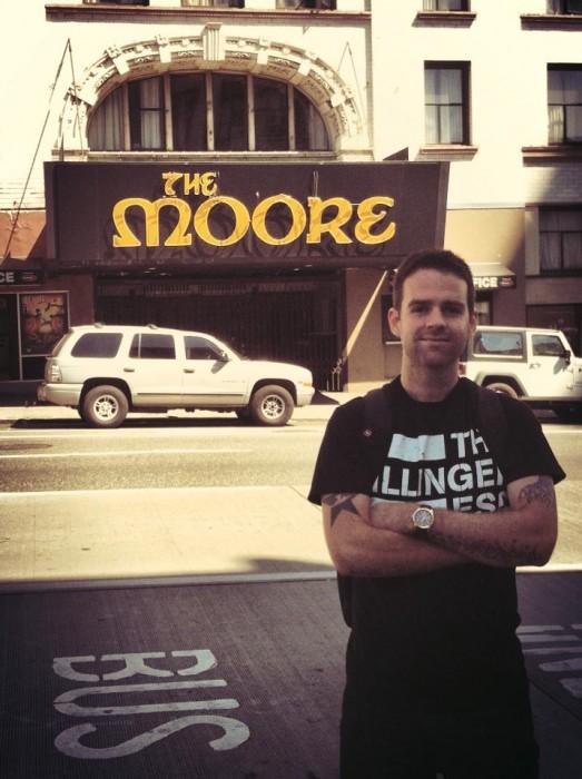 I.M.P Music PR CEO Steve James Moore