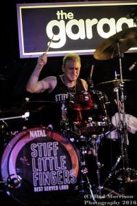 Stiff Little Fingers @ Aberdeen – live review