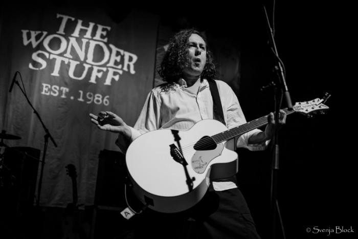 The Wonder Stuff Miles Hunt