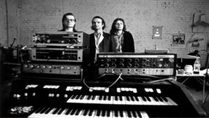 Kraftwerk and 'The Plank'