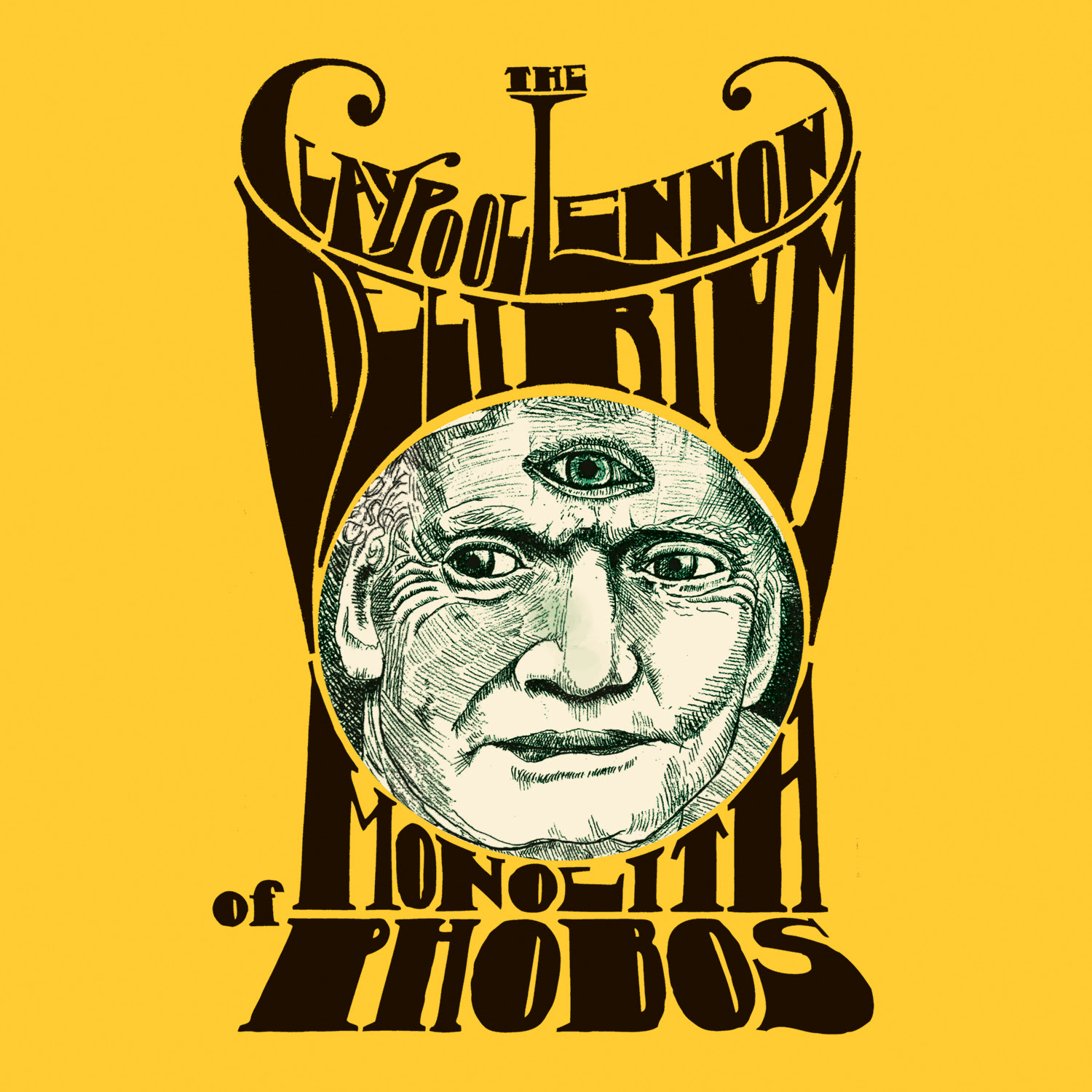 The Claypool Lennon Delirium - Lime And Limpid Green