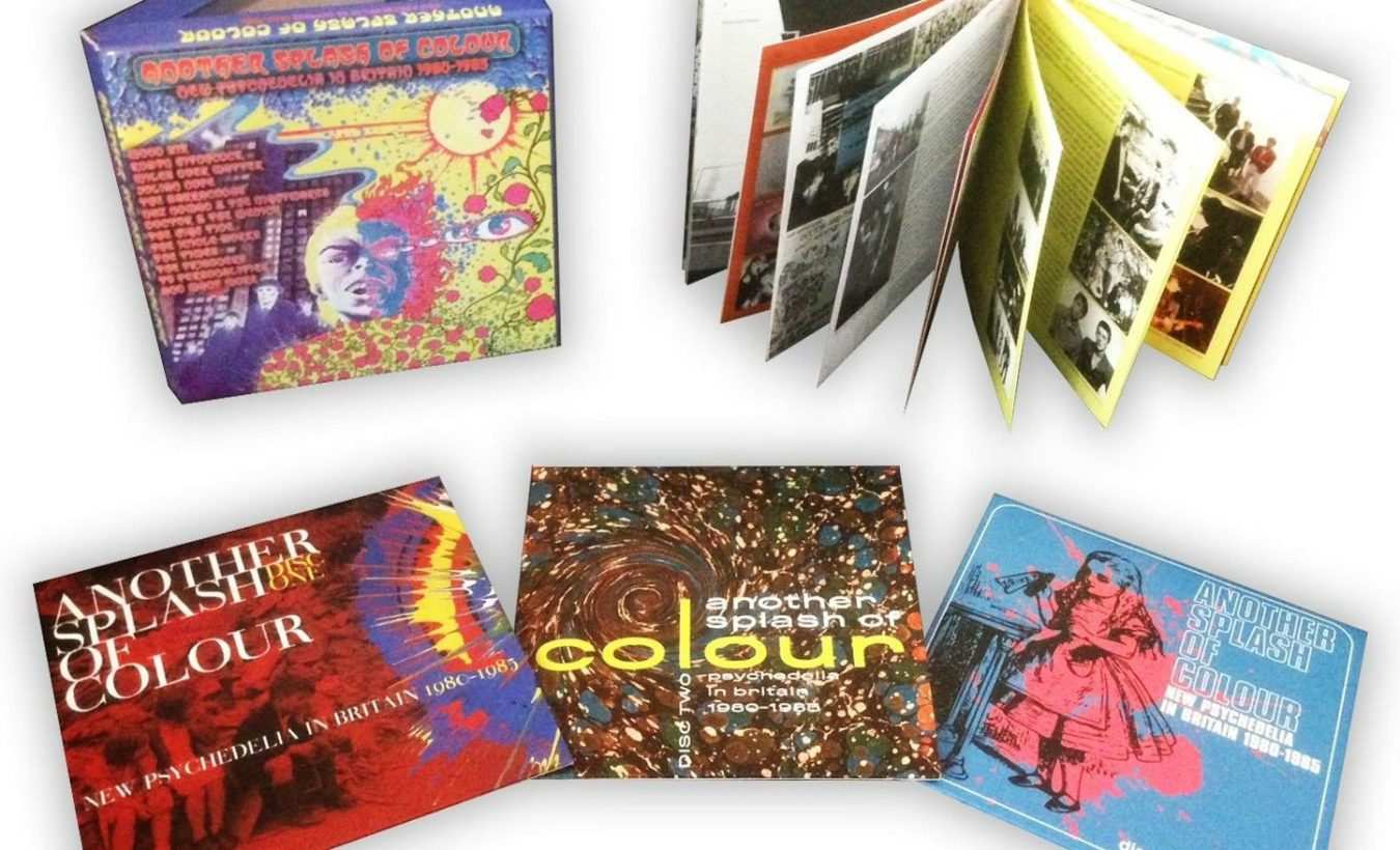 Various Artists: Another Splash of Colour- New Psychedelia in Britain 1980-85 – album review