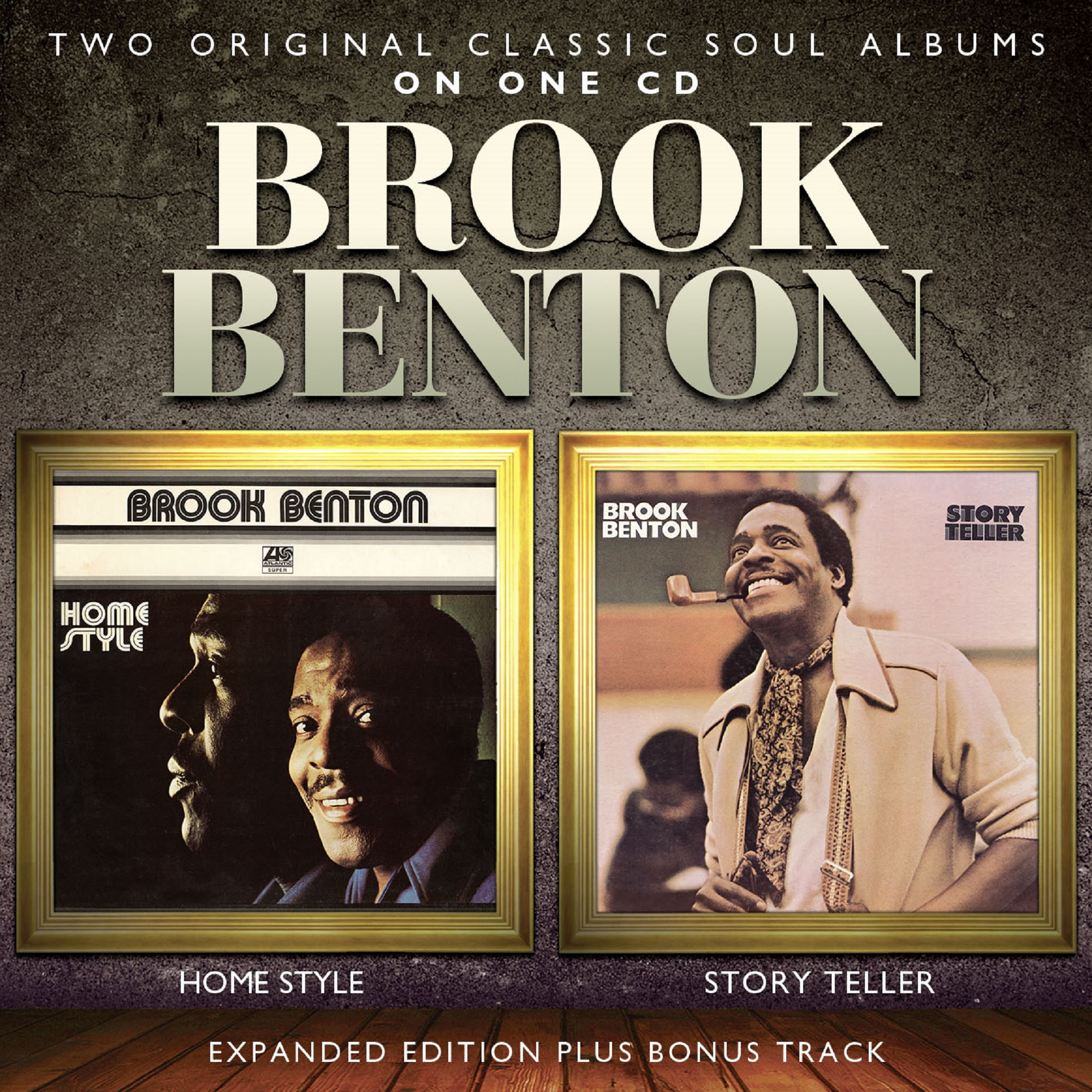 BROOK-BENTON