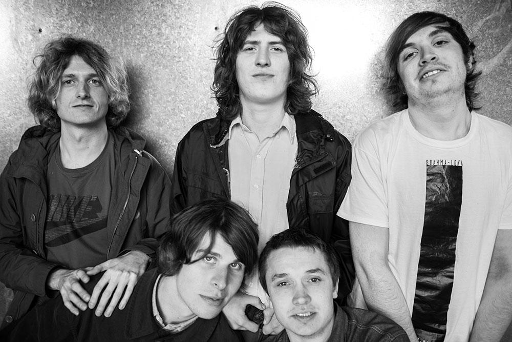 Cabbage - Steve Evans, Joe Martin, Lee Broadbent, Eoghan Clifford, Asa Morley
