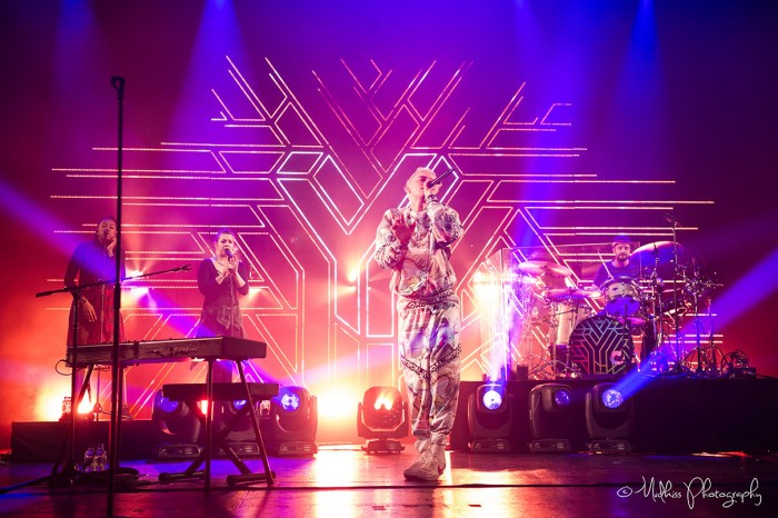 Years & Years: Manchester Apollo, live photo review
