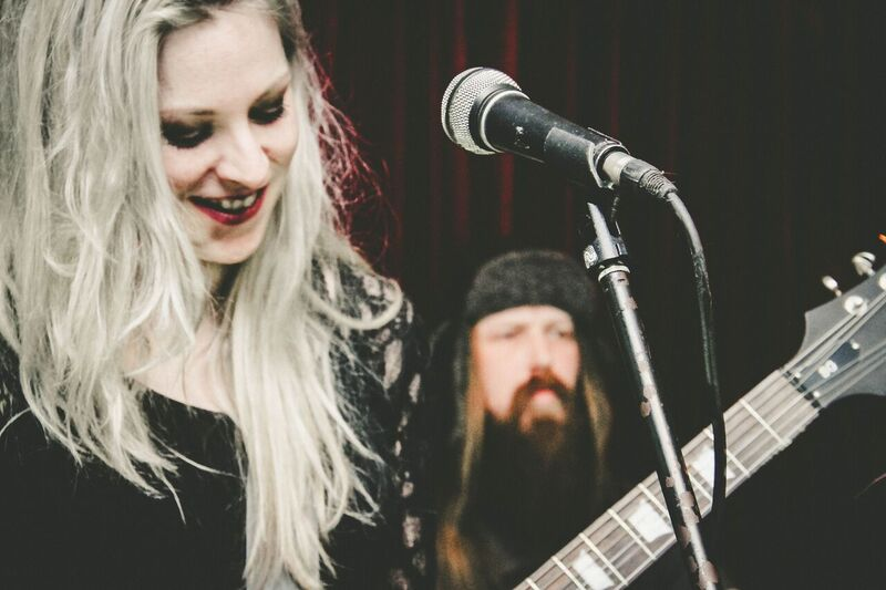 Fvnerals and Dystopian Future Movies: Nottingham - live review