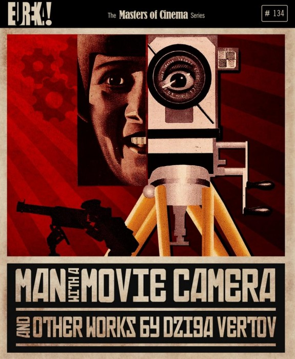 Eureka Man with a Movie Camera