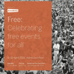 Celebrating Free Events For All