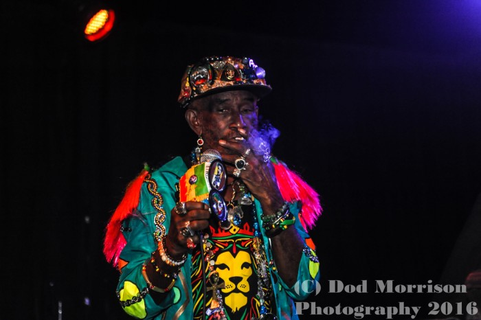 Lee Scratch Perry @ Audio, Glasgow 13-4-16 by Dod Morrison Photography (50)
