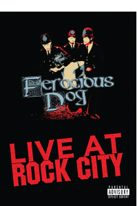 Live AT Rock City Front