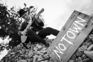 Matty James - 'Sticks and Stones' video shoot