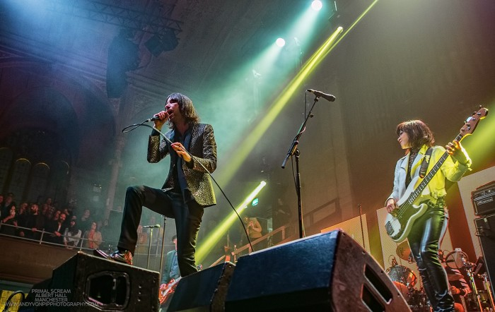 Primal Scream © Andy Von Pip