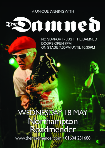 The Damned Northampton Final