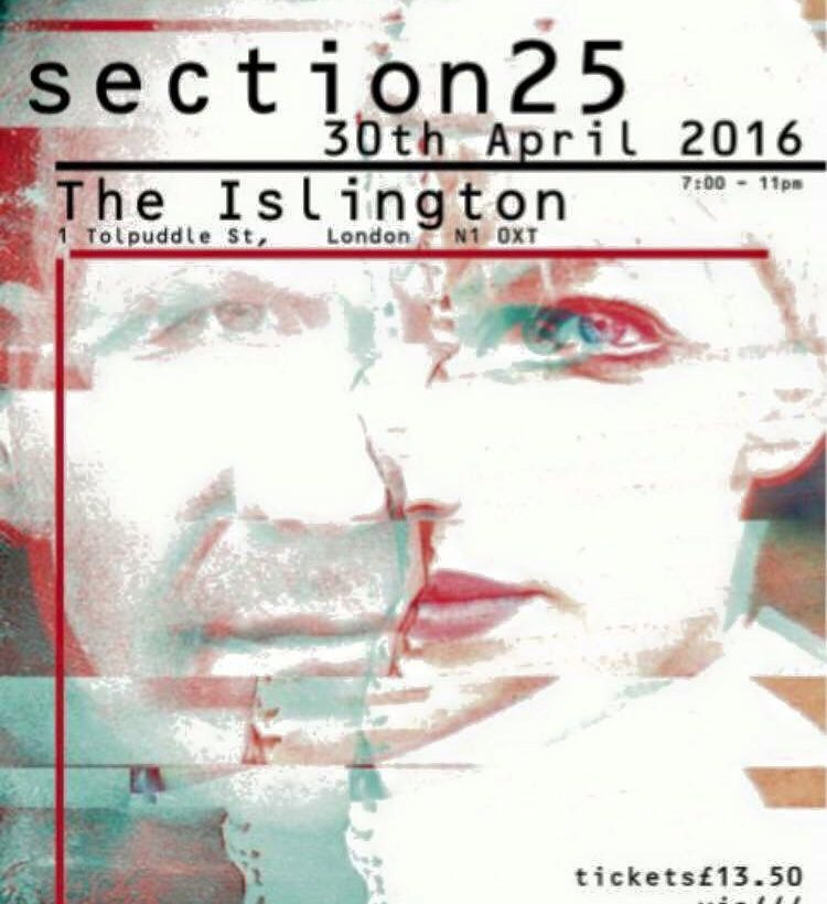 Section 25 : Manchester Factory : live review