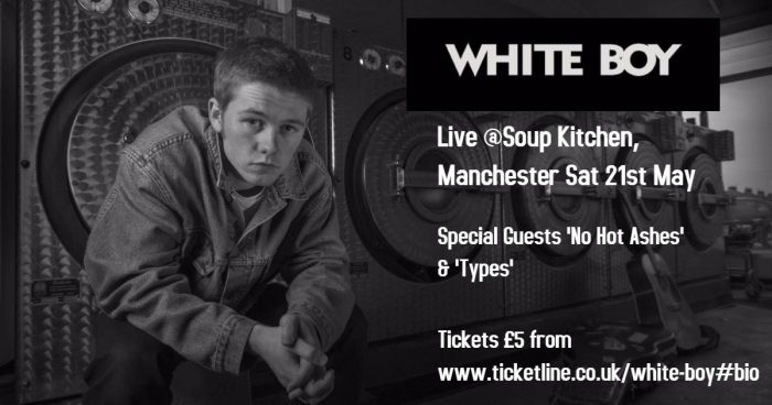 White Boy The Soup Kitchen