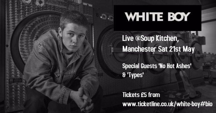 White Boy The Soup Kitchen