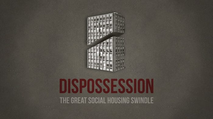 DISSPOSSION POSTER