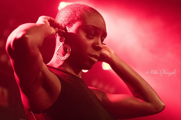 Laura Mvula © Melanie Smith