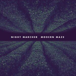 Modern Maze cover by Shaun Thomas