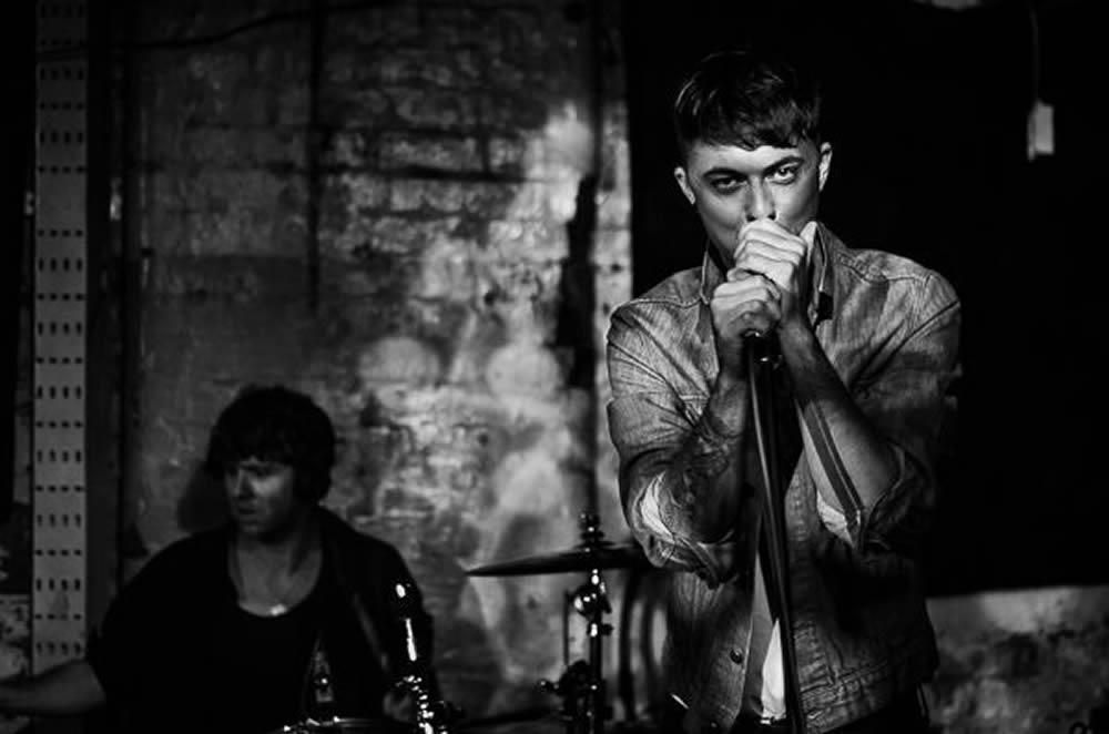 .TYPES Adam Walsh Lead Singer