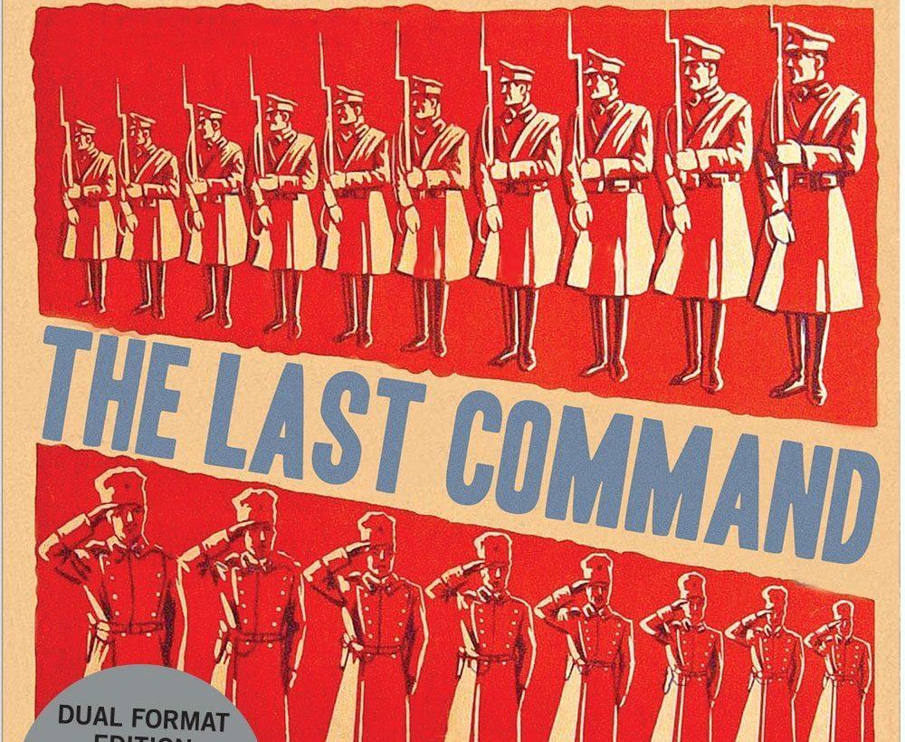 Josef von Sternberg's The Last Command – film review