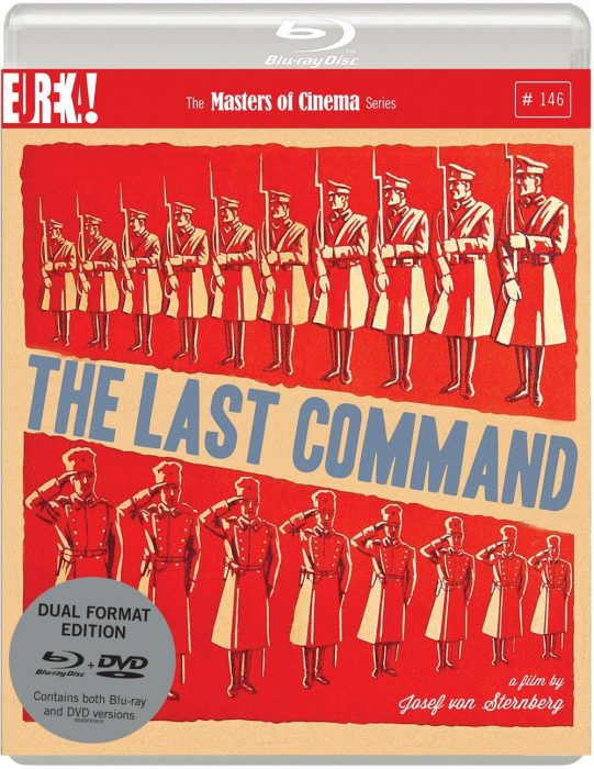 The Last Command Eureka cover
