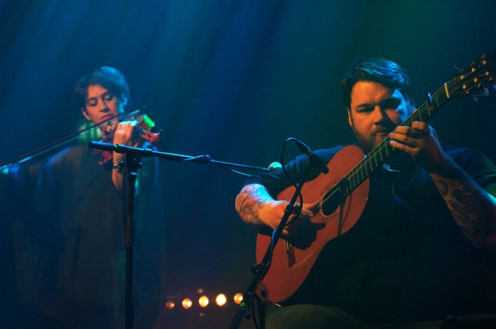 RM Hubbert with Aby Vuilliamy