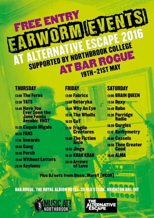 earworm 2016