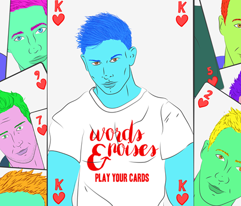 Words & Noises play your cards