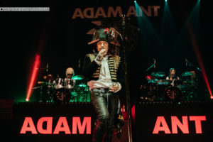 Adam Ant © Paul Grace