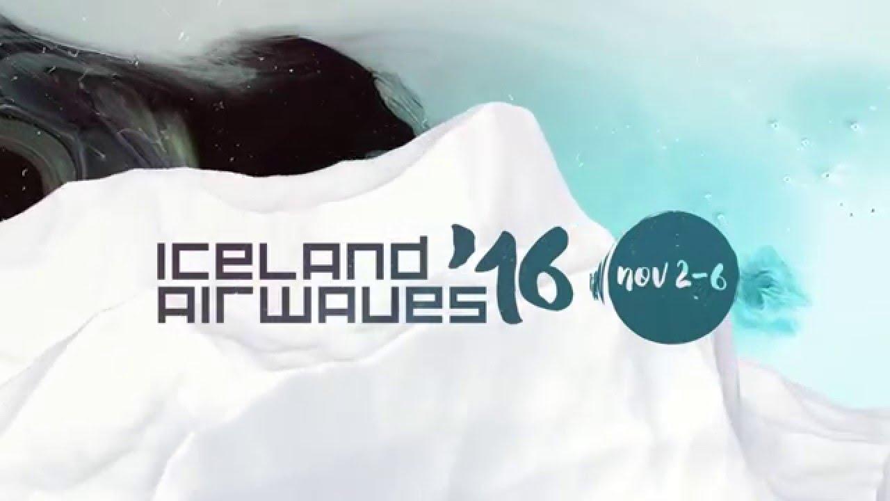 Iceland Airwaves 16