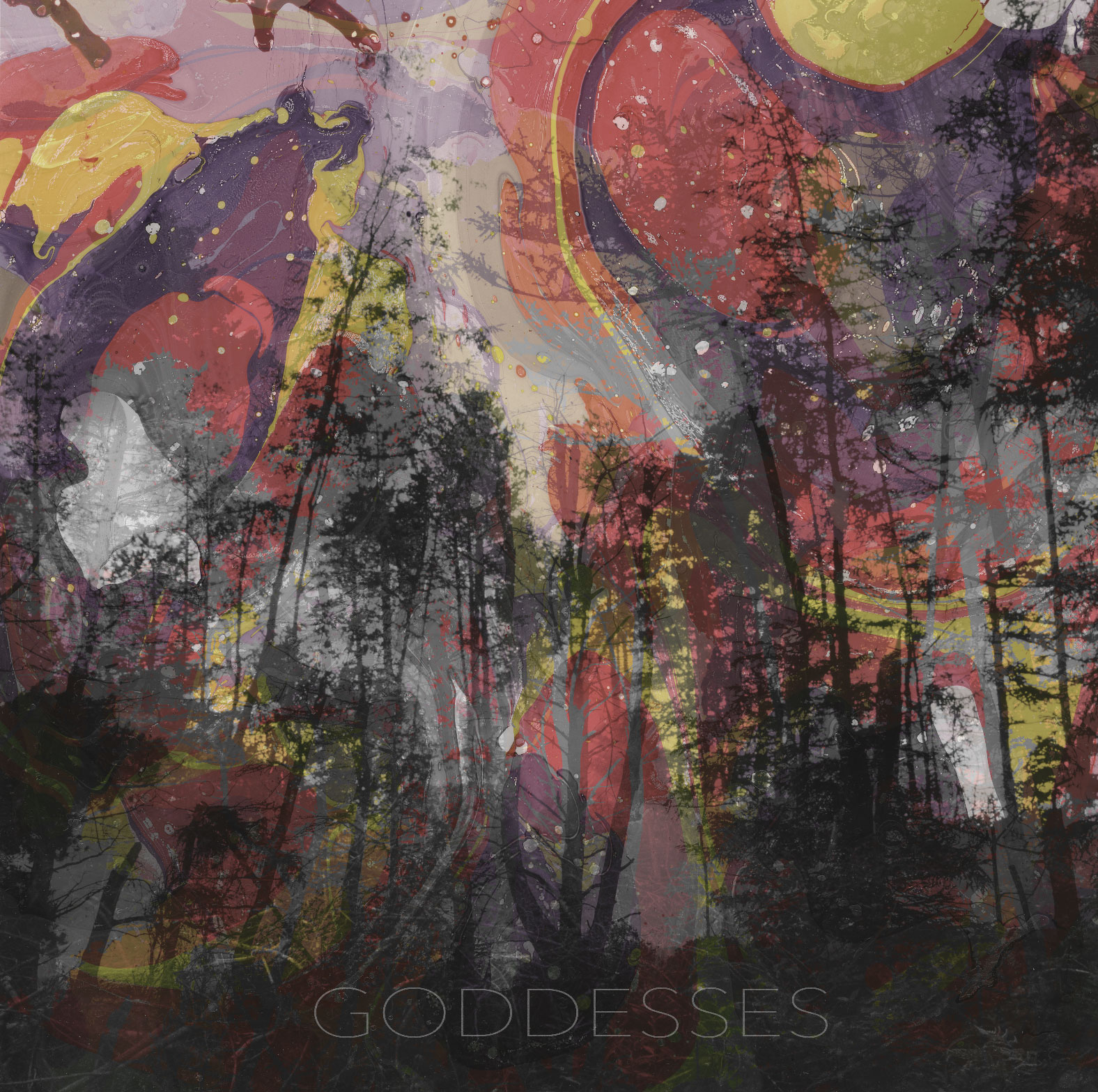 Goddesses album cover