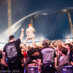 Download Festival: Frank Carter And The Rattlesnakes – live review