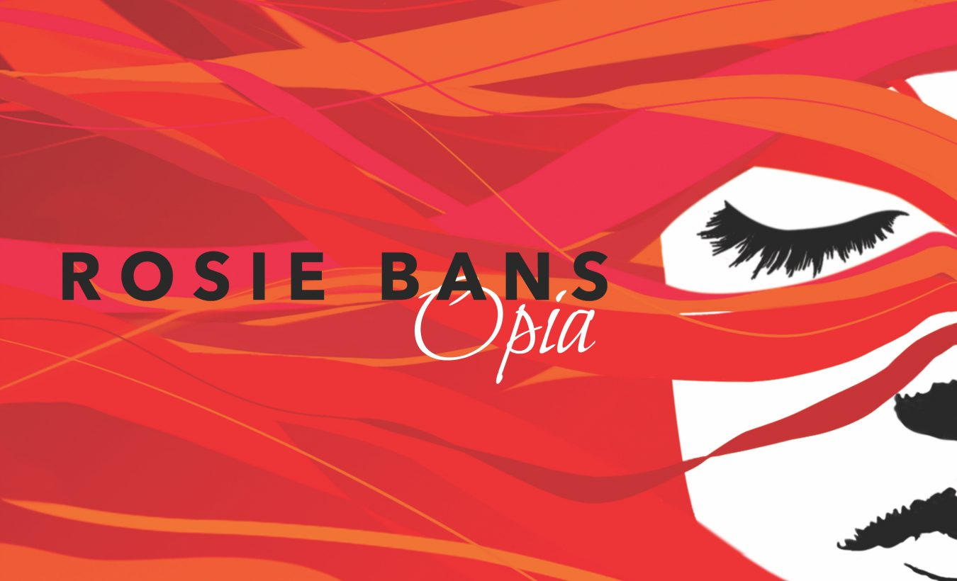 Listen to this!  Exclusive stream of new Rosie Bans EP!