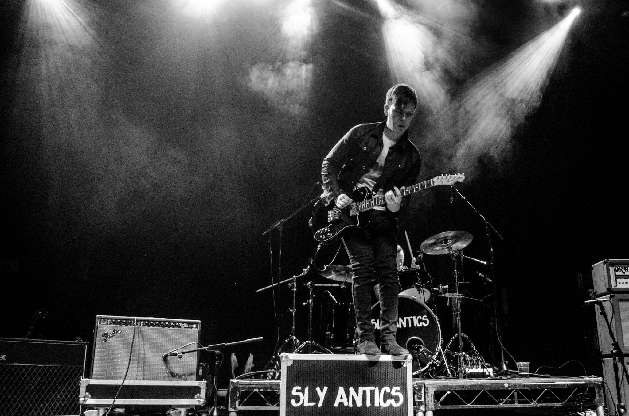 Sly Antics - O2 Ritz, Manchester