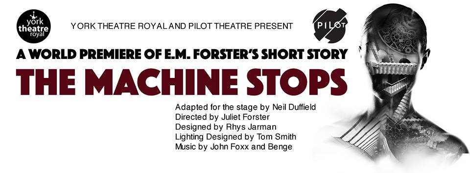 the machine stops short story review Forster included the story in his short story almost all of forster's short stories were fantasy (i review his em forster's 'the machine stops.