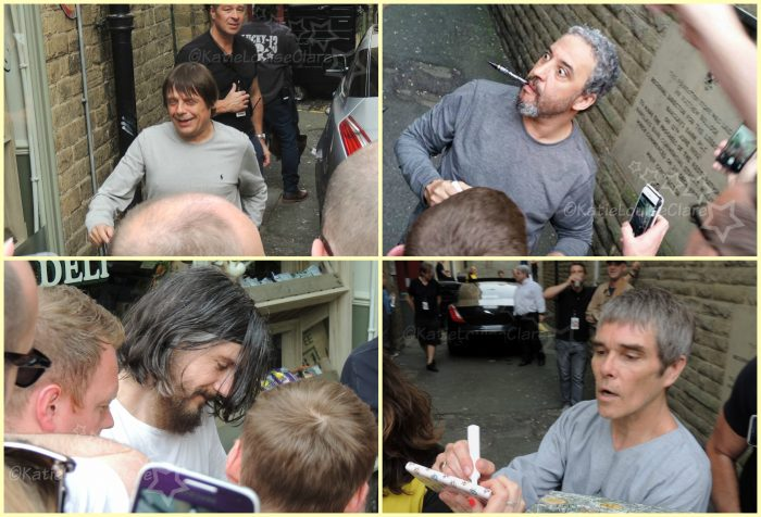 The Stone Roses Arrive Halifax