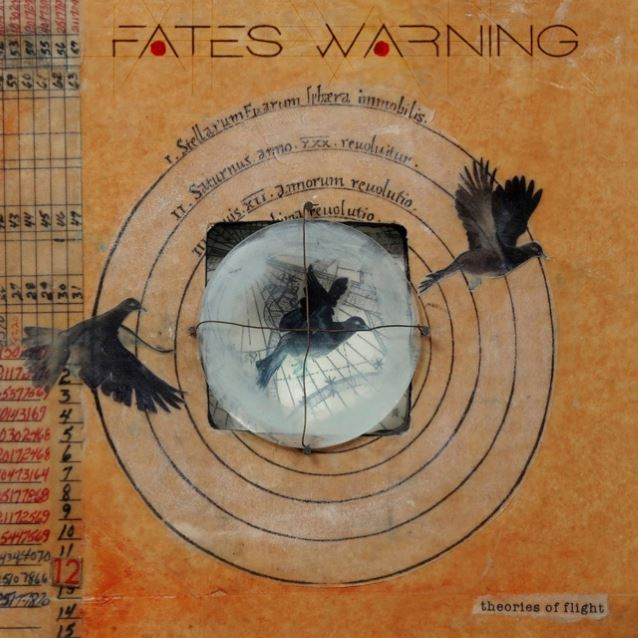 Fates Warning: Theories Of Flight – album review