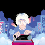 Tim Burgess Vinyl Adventures book cover