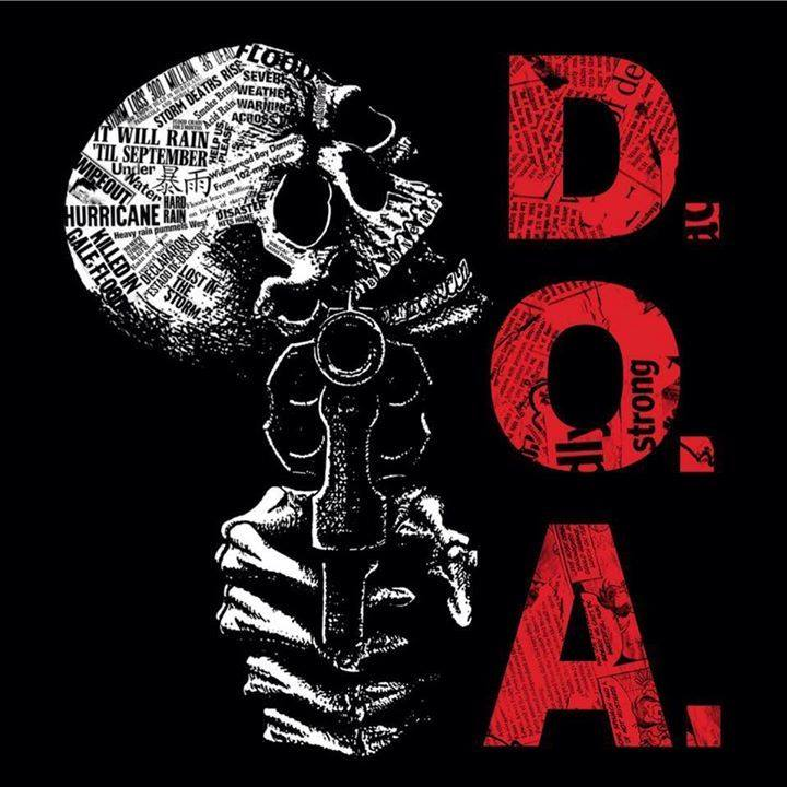 Recommended gig! tonight : DOA supported by the Lengthmen : live in Derby
