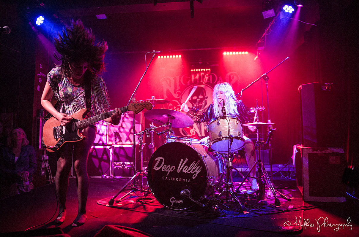 Deap Vally © Melanie Smith