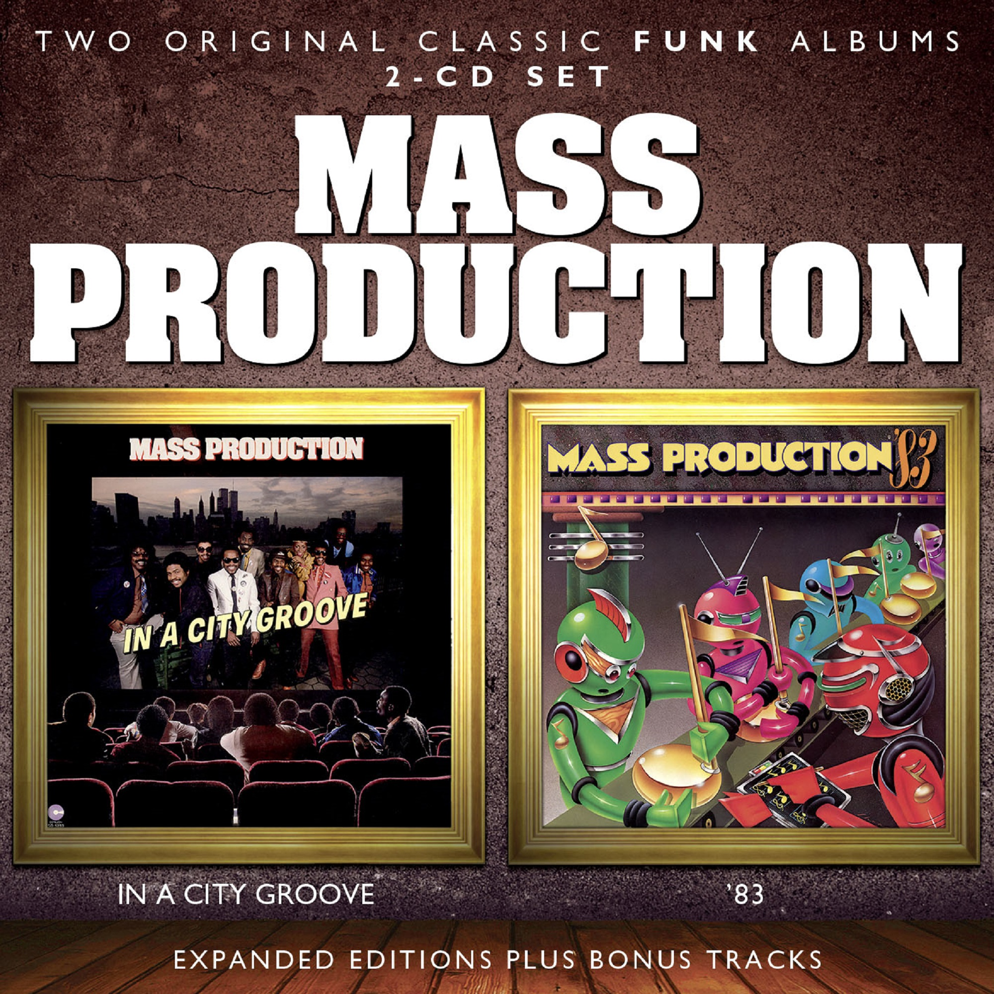 MASS-PRODUCTION-In-A-City-Groove