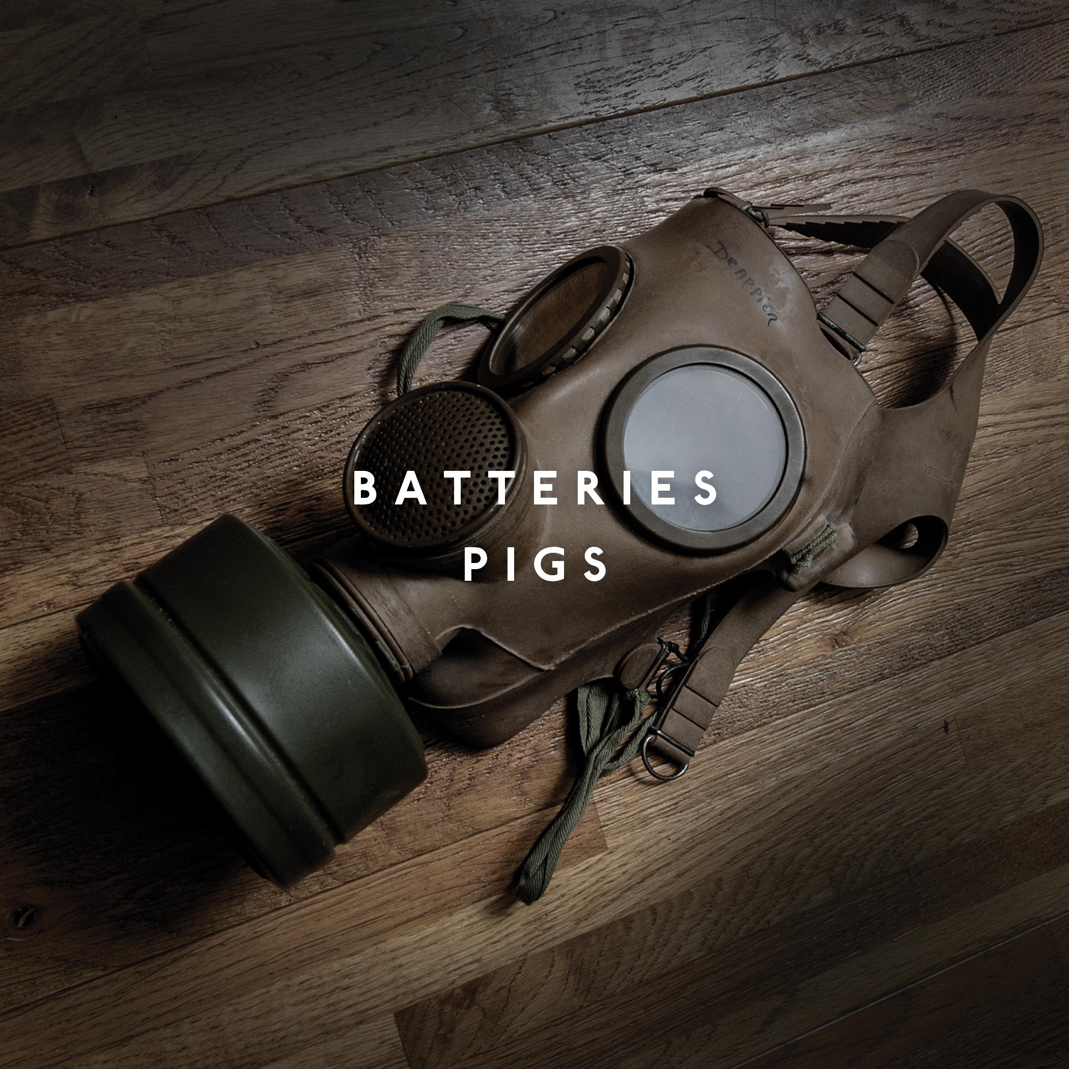 Sci Fi Steven as Batteries