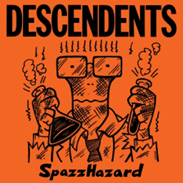 Pop punk band The Descendents cause controversy with rubbish new album title