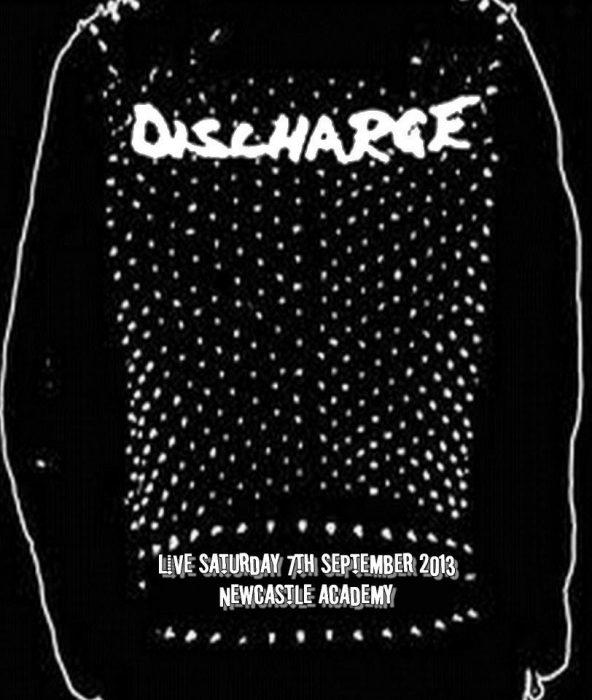 discharge jacket