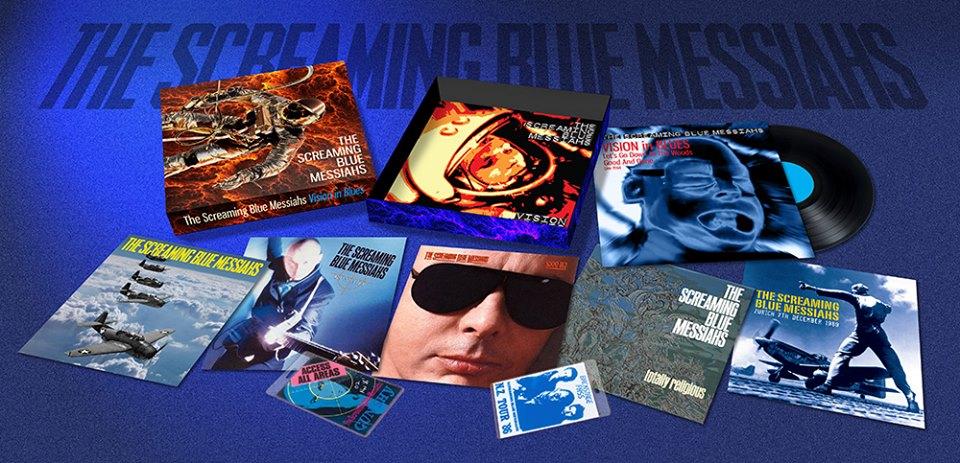 Screaming Blue Messiahs announce box set!