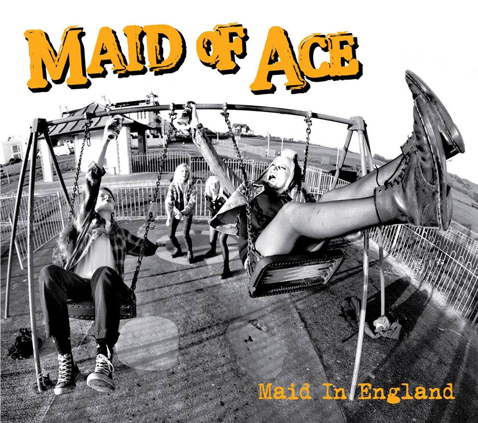 Maid Of Ace Maid In England Album Review
