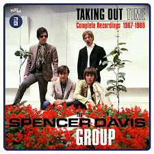 Spencer Davis Group – Taking Time Out – Complete Recordings 1967-1969 – Album Review