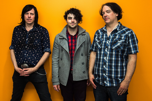The Posies in 2016.
